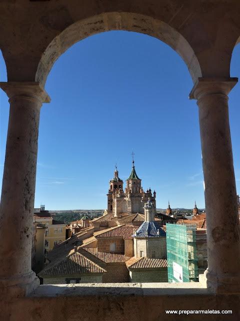 Museo de la Ciudad de Teruel y su mirador
