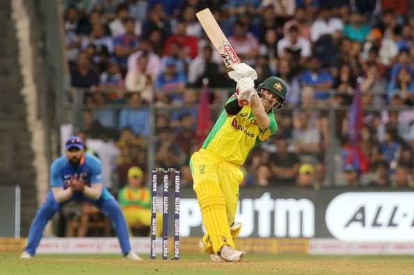 Cricket News:ऑस्ट्रेलिया ने वानखेड़े स्टेडियम में भारत के खिलाफ पहला वनडे 10 विकेट से जीता