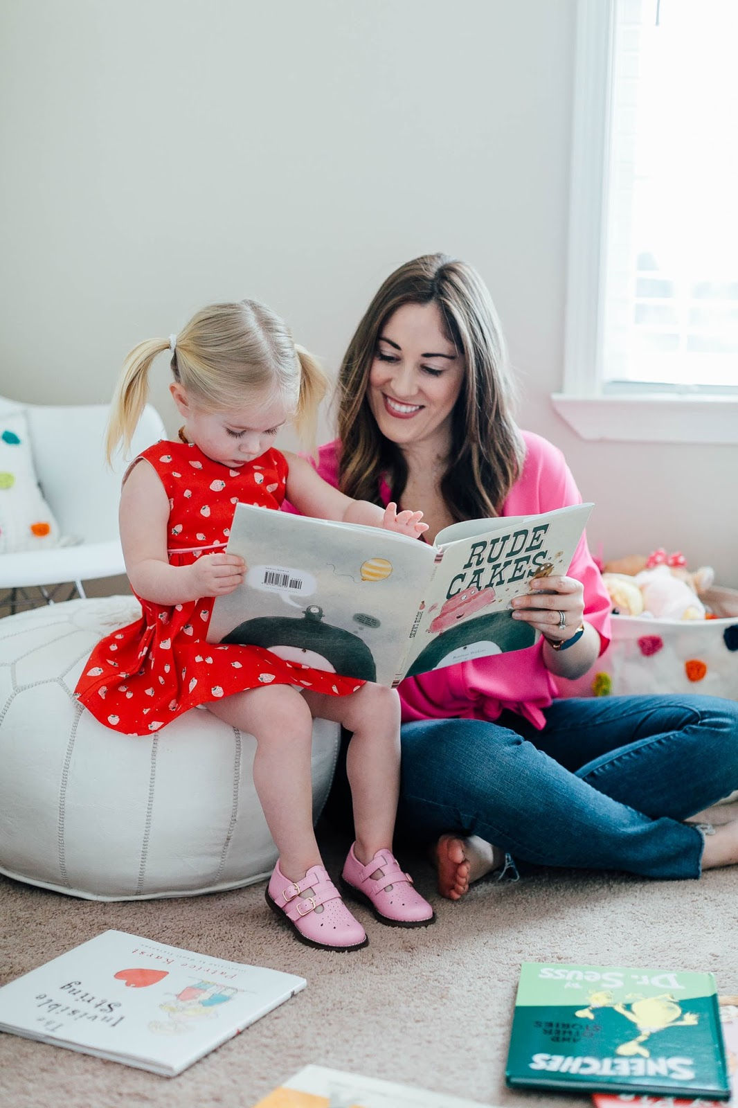 Toddler books with sensitive topics