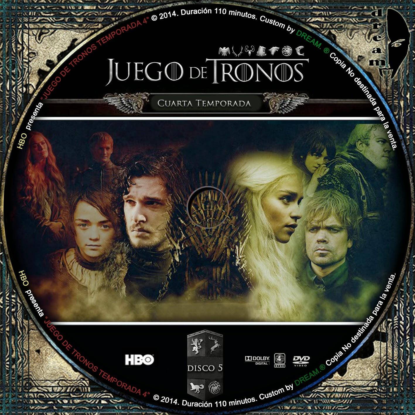 Best Ver Cuarta Temporada Juego De Tronos Contemporary - Casas ...