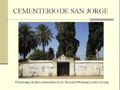Resultado de imagen de Cementerio de San Jorge (Sevilla)