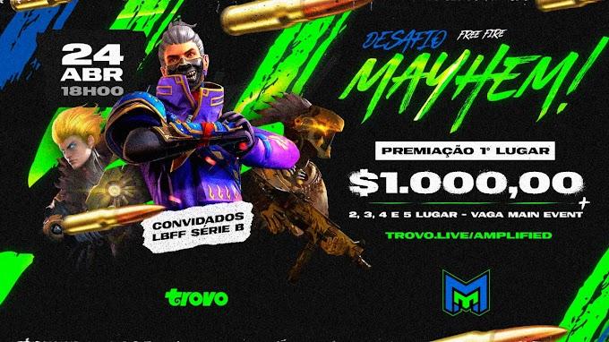 Desafio Mobile Mayhem chega ao Brasil na plataforma Trovo Live
