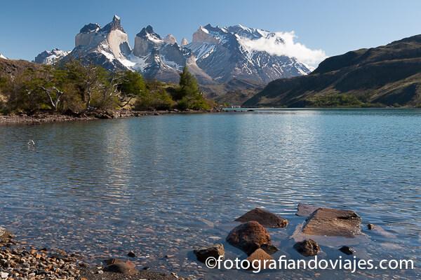 Torres del Paine en Chile