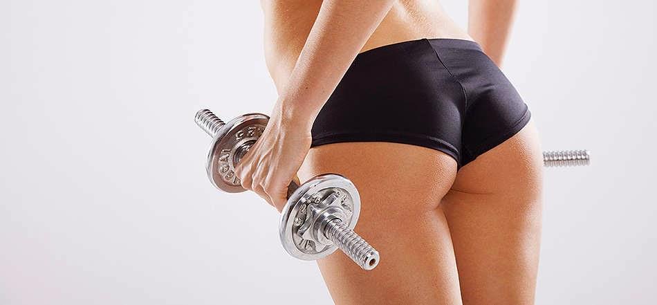 Ejercicios para conseguir unos glúteos definidos y libres de grasa