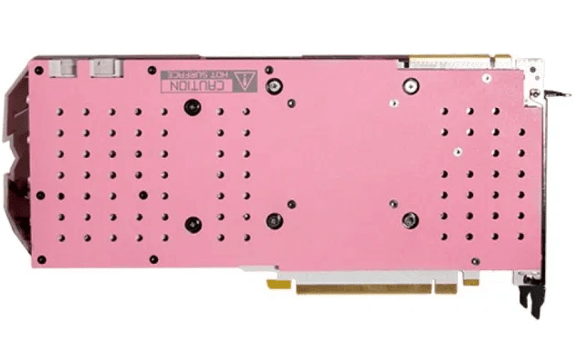 GALAX Announces New VGA, GeForce RTX 2070 Super EX Pink Edition