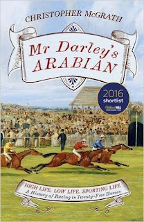 Chris McGrath's book covers 300 years of racing history