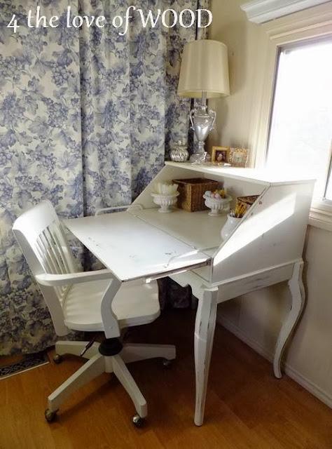 4 The Love Of Wood I Hacked The Hemnes Secretary Desk