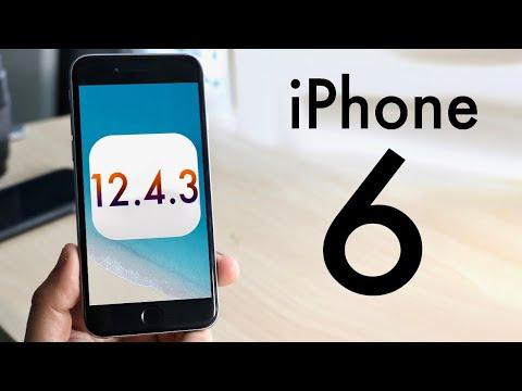 تحديث iOS 12.4.3