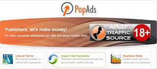 PopAds - Publicidad para adultos