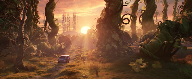 Pixar Onward magical stalks