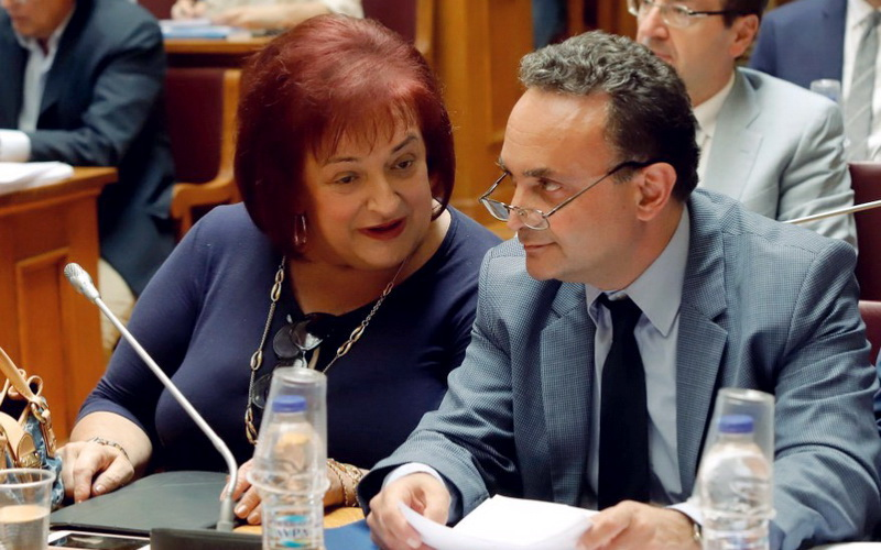 Στην αρμόδια Επιτροπή για το νομοσχέδιο που αφορά στην Προστασία Προσωπικών Δεδομένων ο Σταύρος Κελέτσης
