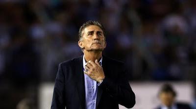 Argentina fires football team coach