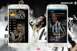 BBM MOD Juventus FC Series Supermini for Android