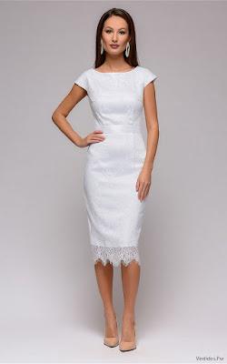 Modelos de Vestidos Cortos Elegantes