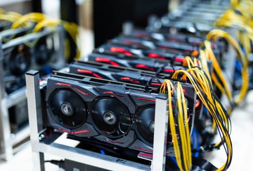 Coins can be mined in Ethereum via GeForce RTX 3060
