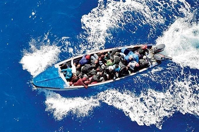 Marina de Bahamas detiene lancha con 76 migrantes haitianos