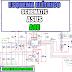Esquema Elétrico Manual de Serviço Notebook Laptop Placa Mãe ASUS A8E - Schematic Service Manual