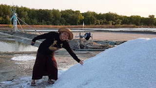 BKNU Pamekasan Surati Pemerintah RI Soal Garam Madura