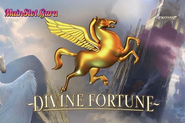 Main Gratis Slot Divine Fortune NetEnt