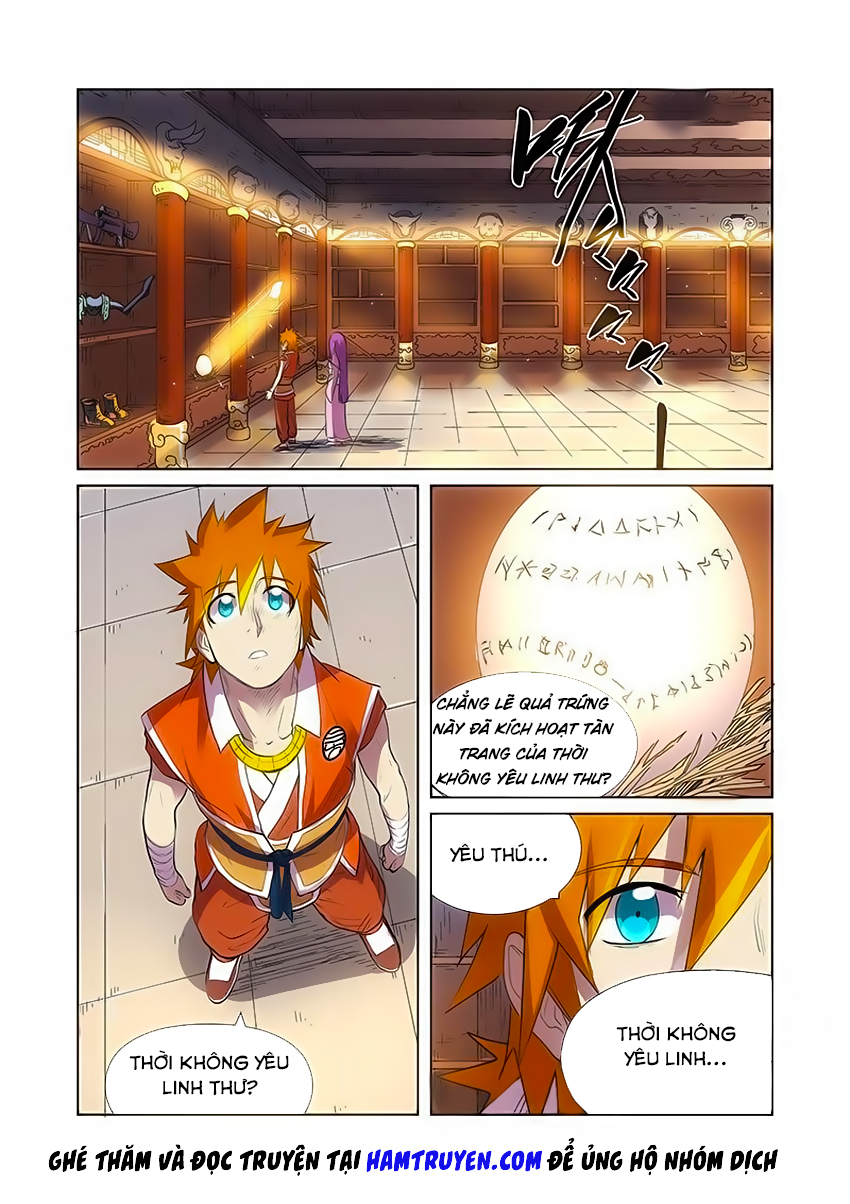 Yêu Thần Ký chap 193 - Trang 13