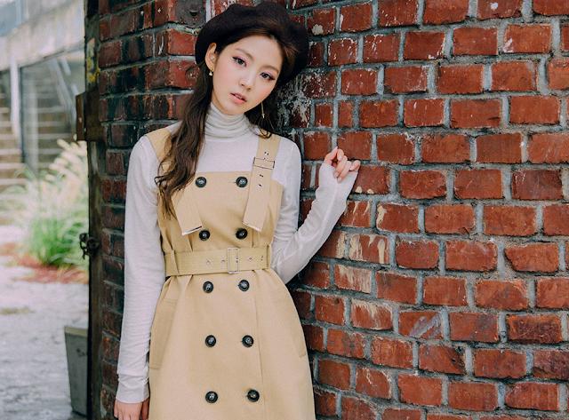 2 Lee Chae Eun -Fashion Show - very cute asian girl-girlcute4u.blogspot.com
