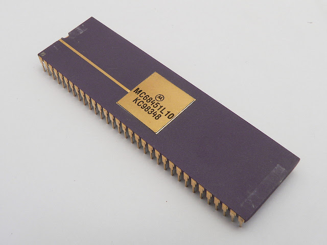 MMU de um Motorola