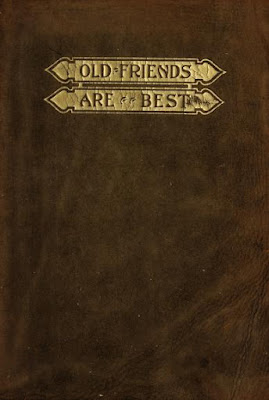 Old friends are best by Richard  Brooks