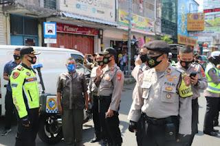 Polres Cirebon Kota Gelar Operasi Yustisi Gabungan