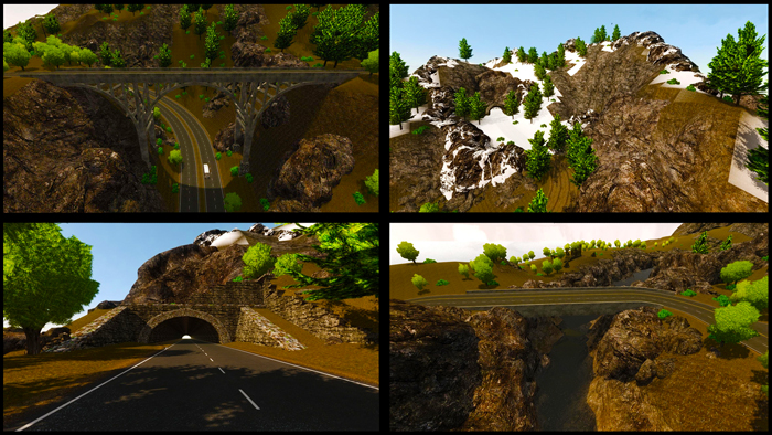 GTA IV Countryside Mountains V Map Download | GTA 4 Mod