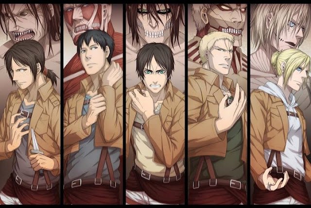 Informasi Anime Terbaru Shingeki no Kyojin 2nd Season