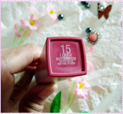 Maybelline Super Stay Matte Ink shade lover