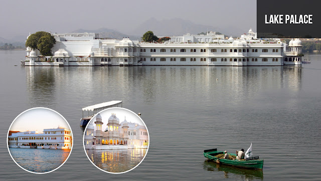 Lake Palace Stunning Beauty