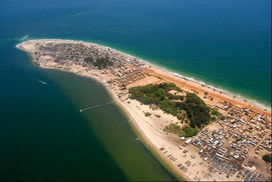La pointe de Sangomar, un des charmes touristique du Sénégal : Tourisme, zone, hôtel, plage, visite, vacance, Saloum, pointe, Sangomar, Djiffer, parc, LEUKSENEGAL, Dakar, Sénégal, Afrique