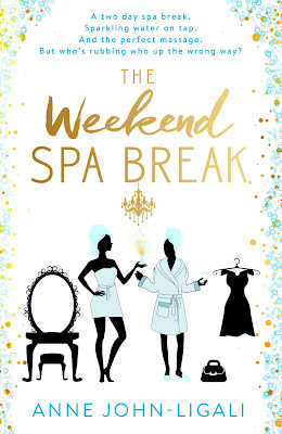 The Weekend Spa Break book cover