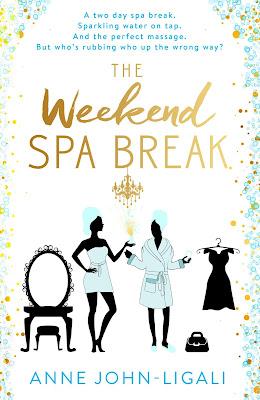 The Weekend Spa Break book cover