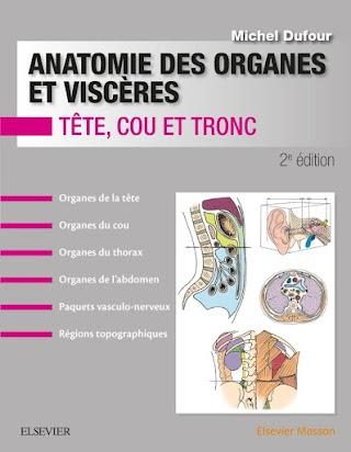 Anatomie des organes et viscères: Tête, cou et tronc .pdf