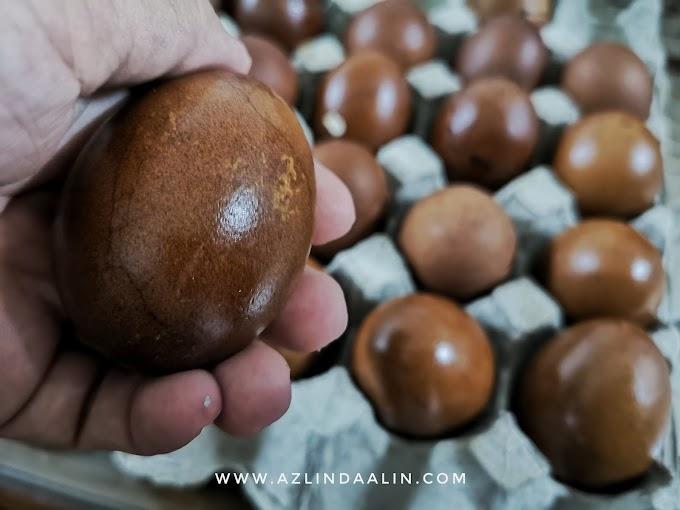 Telur Pindang Mak Ne Batu Pahat