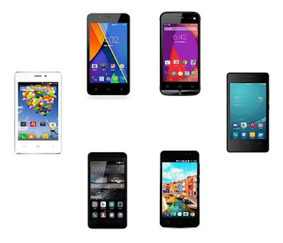 hp murah android ram 1GB dengan harga 500 ribuan