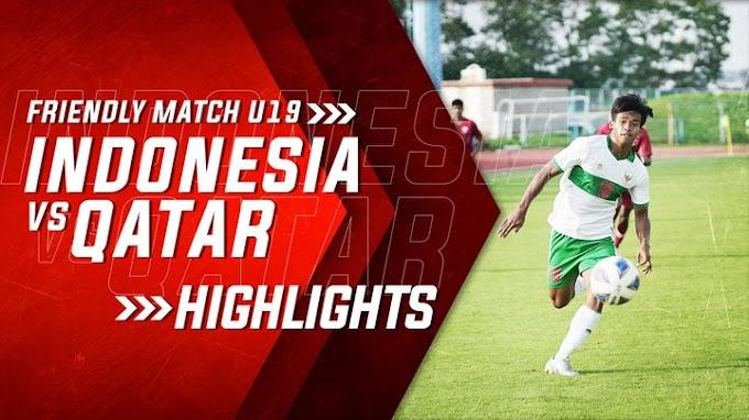 Timnas Indonesia U-19 Siap Hadapi Qatar U-19, Pembuktian Shin Tae Yong