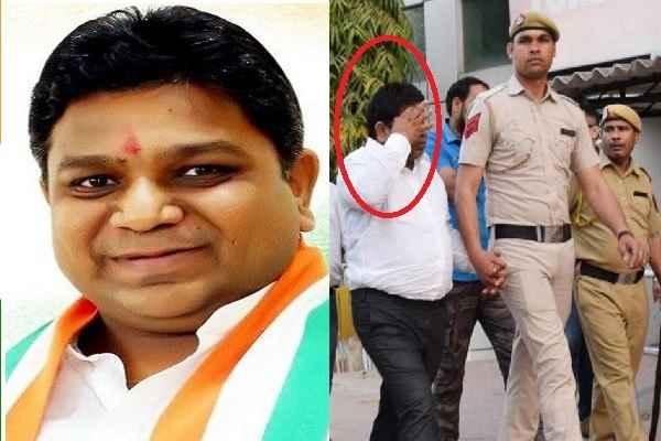 congress-leader-manoj-agrawal-send-nimka-jail-in-gst-fraud-tax-chori