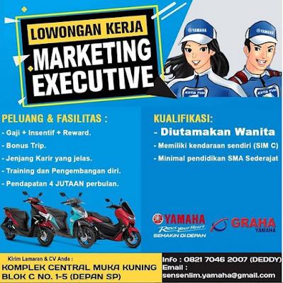 Marketing - Lowongan Kerja Batam Terbaru 2021