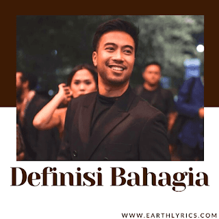 Definisi Bahagia lyrics