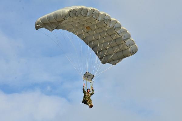 Imagini pentru parasutistul Jean Nicolescu