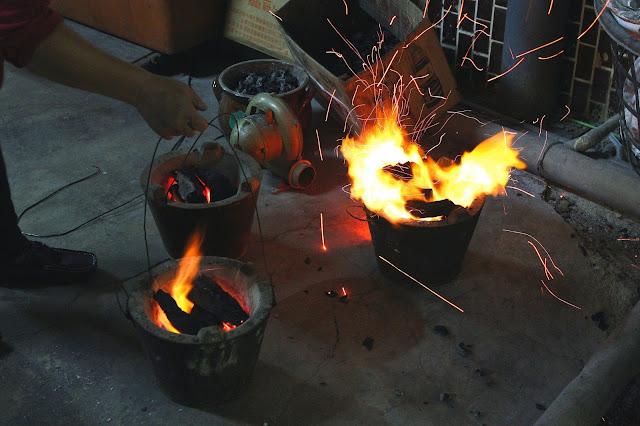 嘉義鄉野炭燒羊肉爐