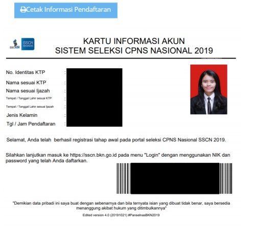 Bagi kamu yang ingin melamar CPNS namun belum tahu alur pendaftaran Petunjuk Pendaftaran Sistem Seleksi CPNS Nasional 2020 Terlengkap