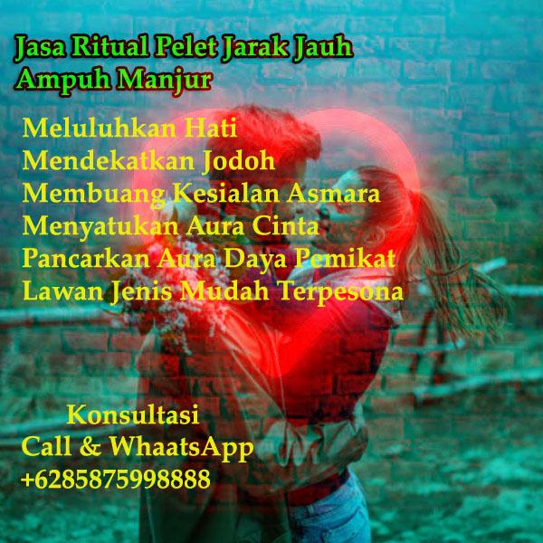 Jasa Ritual Pelet Jarak Jauh Ampuh