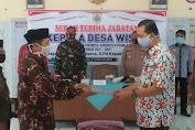 Sertijab Kepala Desa Wisnu Kecamatan Watukumpul Berlangsung Lancar