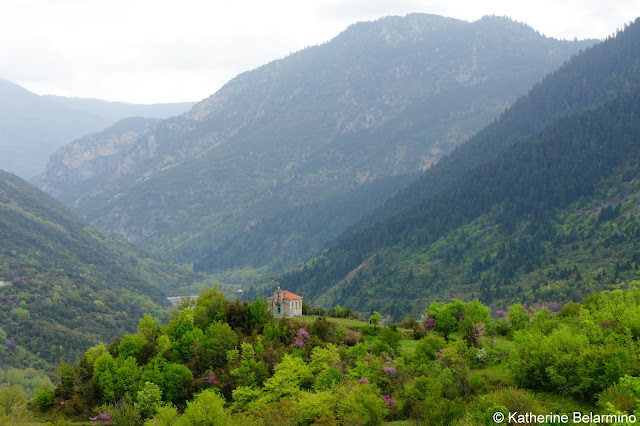 Evrytania Church Tripology Adventures Off-Road Trip Central Greece