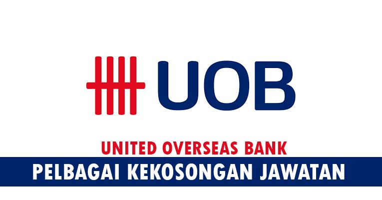 Kekosongan terkini di United Overseas Bank (Malaysia) Bhd