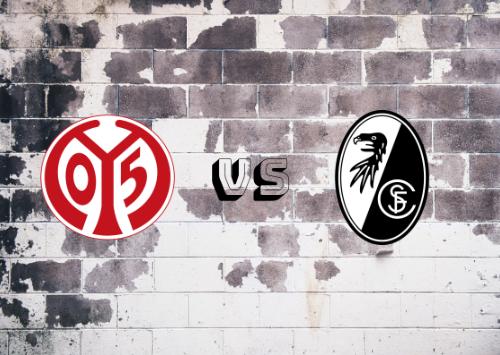 Mainz 05 vs Friburgo  Resumen